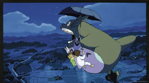 my-neighbor-totoro-flying-up-above